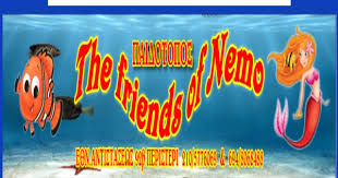 ΠΑΙΔΟΤΟΠΟΣ ΠΕΡΙΣΤΕΡΙ - ΣΧΟΛΙΚΕΣ ΕΔΗΛΩΣΕΙΣ ΠΕΡΙΣΤΕΡΙ - ΠΑΙΔΙΚΑ ΠΑΡΤΥ ΠΕΡΙΣΤΕΡΙ - THE FRIENDS OF NEMO